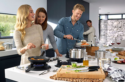 ZWILLING - Joy of a great dinner with your favorite people sitting at the table