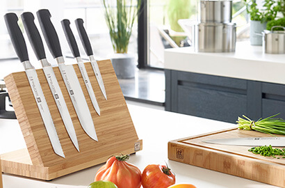 zwilling knives selection