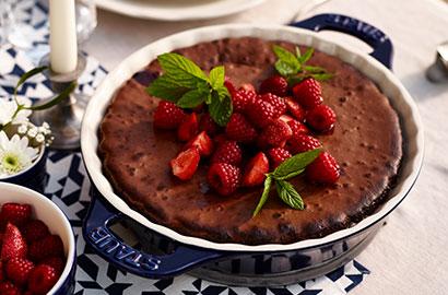 Verwendung und Pflege von ZWILLING-Kochgeschirr – Kuchenform