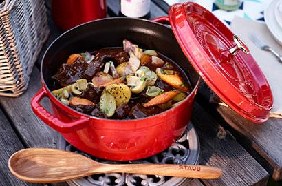 Verwendung und Pflege von ZWILLING-Kochgeschirr – Cocotte