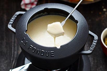 ZWILLING redskabers anvendelse og pleje - fondue