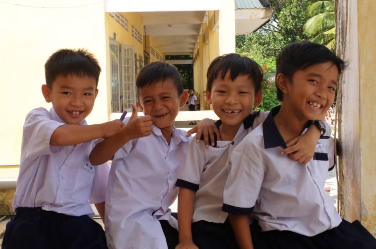 Vietnam School Project