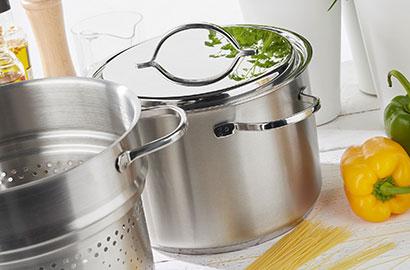 Verwendung und Pflege von ZWILLING-Kochgeschirr – Kochtopf