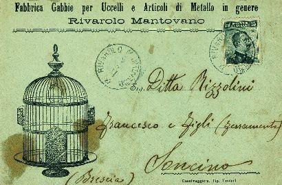 Ballarini – Tout a commencé par une cage à oiseaux