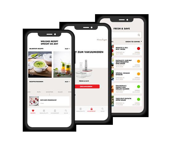 ZWILLING Culinary World app