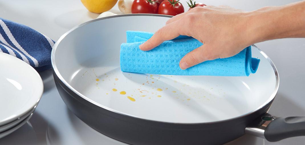 Uso e manutenzione delle pentole ZWILLING - pulizia