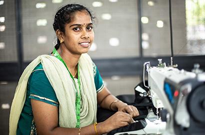 Fondazione ZWILLING Care nella città di Pondicherry