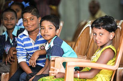 Zwilling J.A. Henkels - Programma per bambini in affidamento