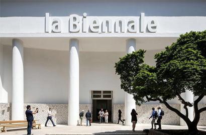 Ballarini - Biennale di Venezia