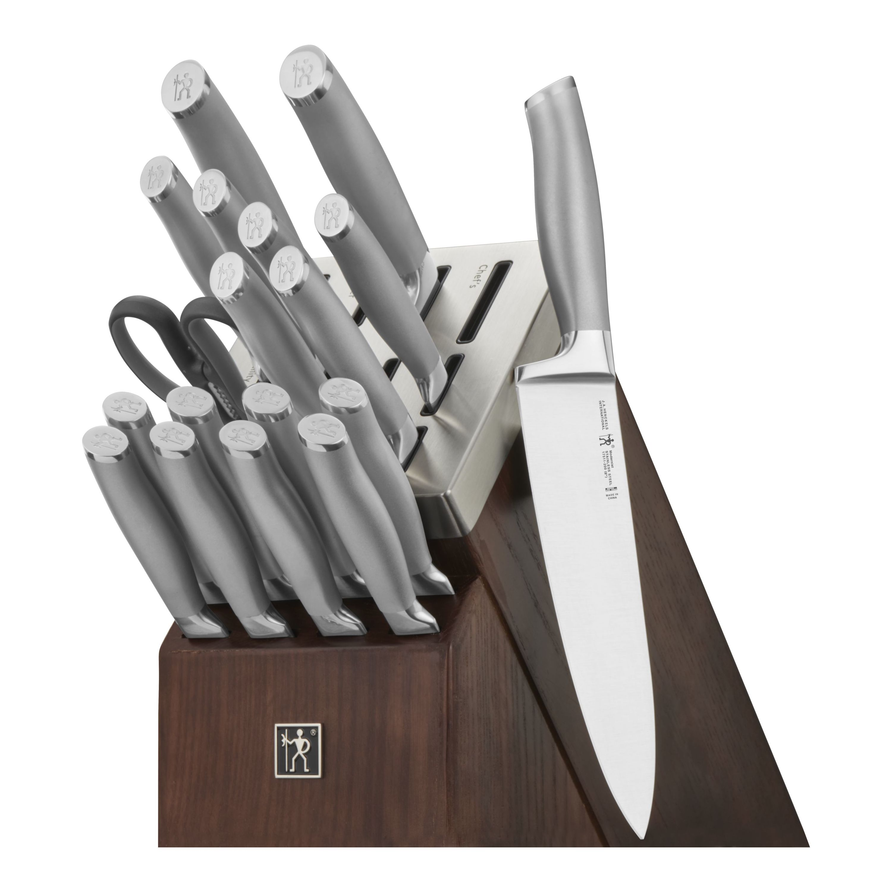 Henckels Modernist 20 Pc Knife Block Set Official Zwilling Shop