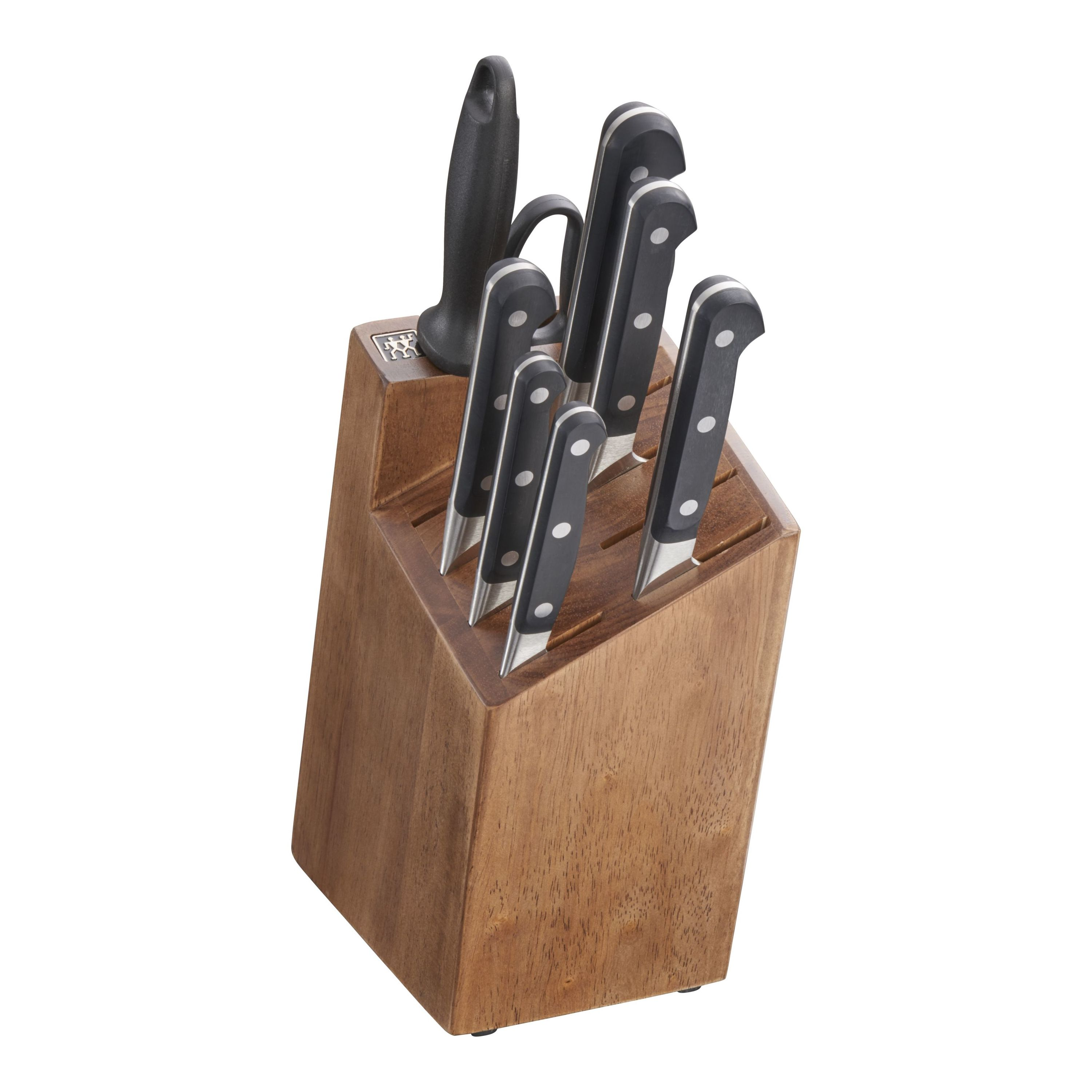 Zwilling Pro 9 Pc Knife Block Set Official Zwilling Shop