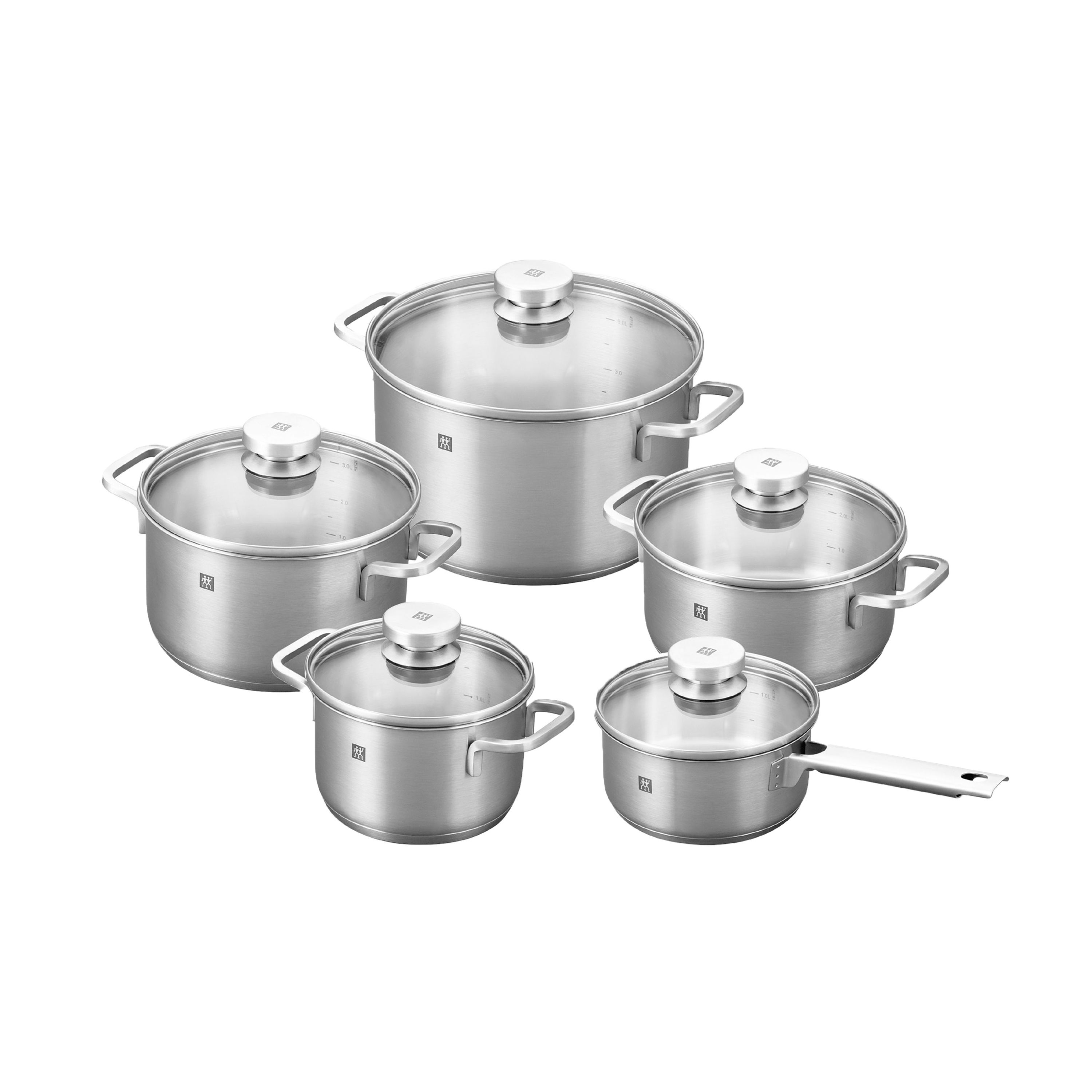 Zwilling Focus 10 Piece Stainless Steel