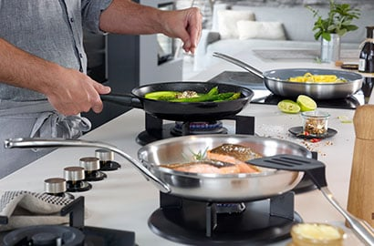 ZWILLING cookware use & care - pans