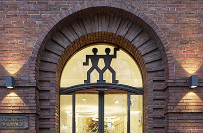 ZWILLING J.A. HENCKELS Headquarter Entrance