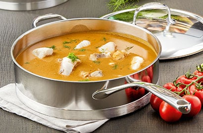 ZWILLING cookware use & care - sauce pan
