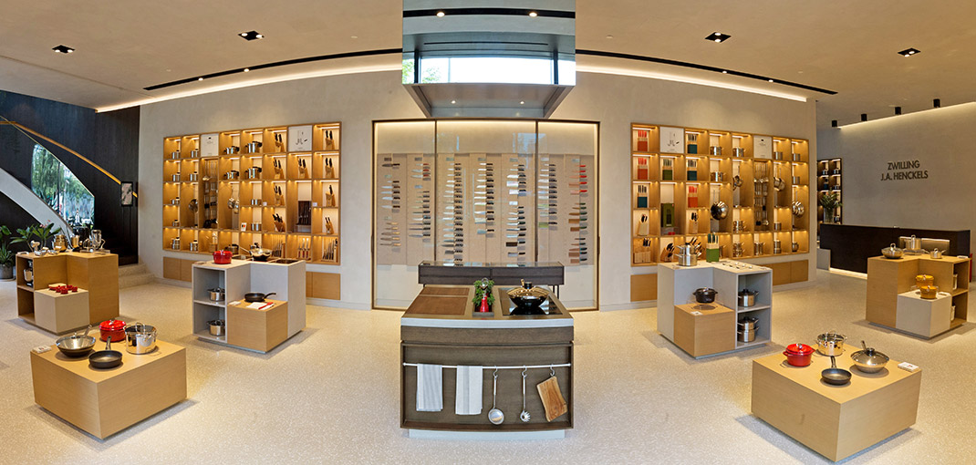 ZWILLING J.A. HENCKELS Flagship Store Shanghai Taikoo Hui