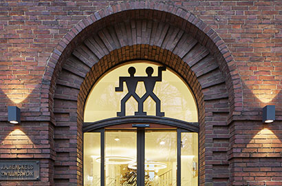 ZWILLING J.A. HENCKELS Headquarter Entrance